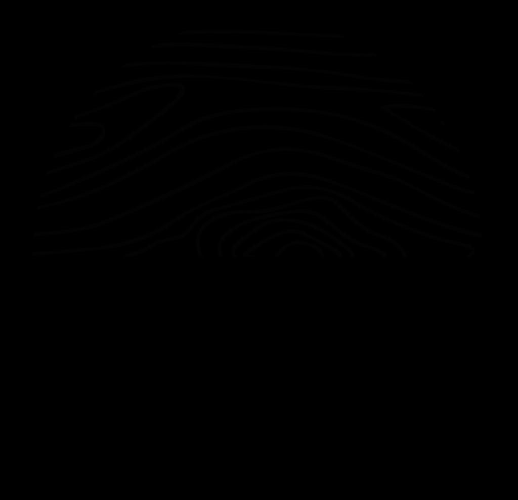 Logo serveren op hout